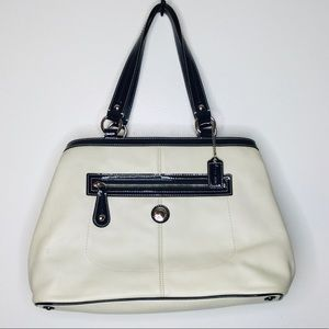 Coach Laura Carryall Shoulder Bag